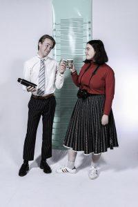 Julie Garmo og Martin