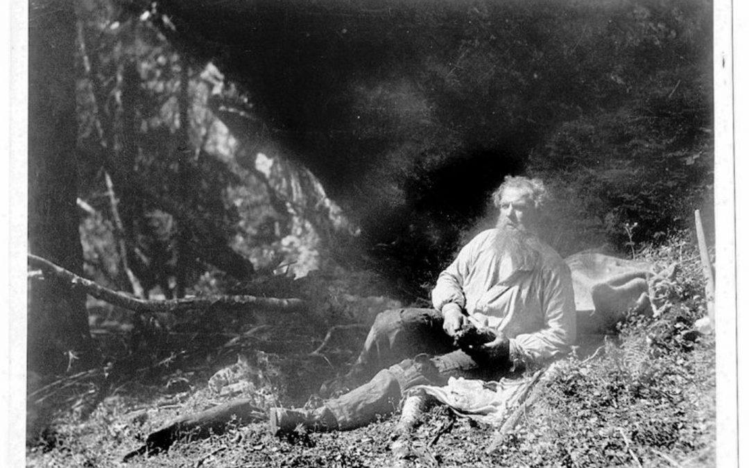 Markens Grøde, stumfilm frå 1921