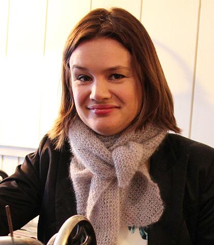 Ruth Lillegraven. Foto: Astrid Borchgrevink Lund