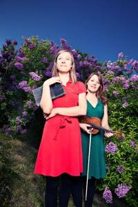 Anna Kleiva og Mari Skeie Ljones