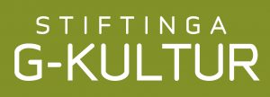 Stiftinga G-KULTUR logo