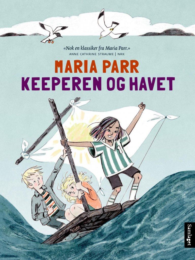 Bilde av boken Keeperen og havet av Maria Parr